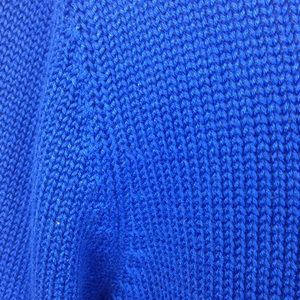 Charter Club Sweaters - Charter Club size M blue knitted cardigan